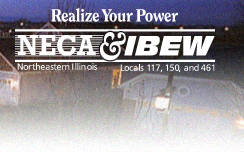 NECA Northeastern Illinois & IBEW Locals 117. 150, 461